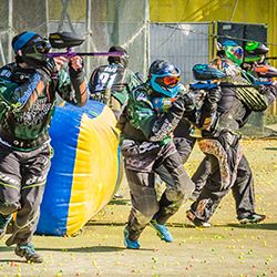 Paintball als Sport of Hobby