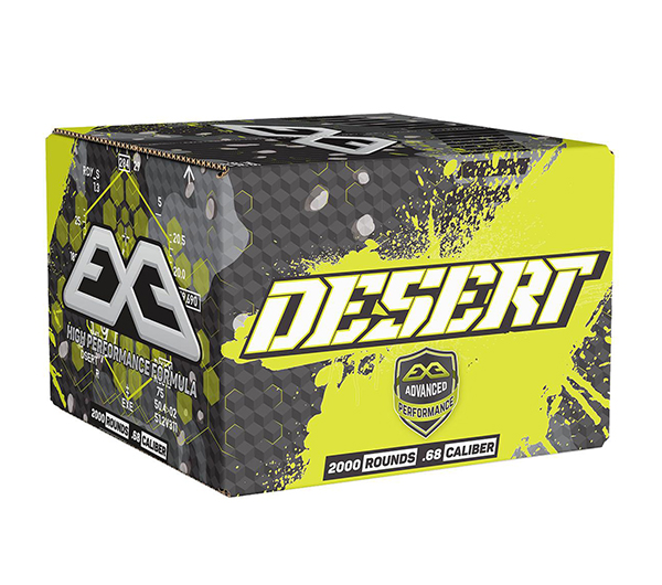 Exe Desert Paintballen Paintballs bestellen