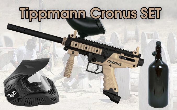 Tippmann Cronus Set