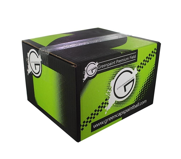 Greenpaint Premium Paintballs