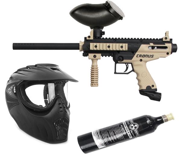 Paintball geweer set kopen